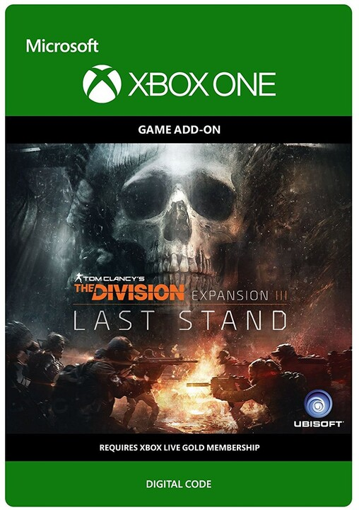 Tom Clancy's The Division: Last Stand (Xbox ONE) - elektronicky