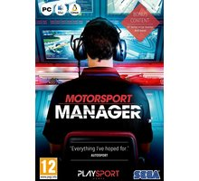 Motorsport Manager (PC) - PC - 5908305218050