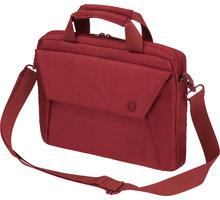 """DICOTA Slim Case EDGE - Brašna na notebook - 11.6"""" - červená D31213"""
