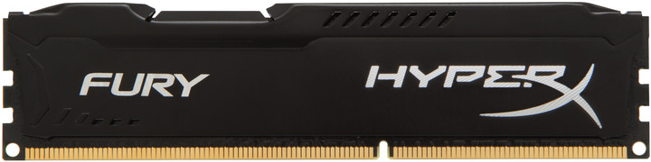 HyperX Fury Black 4GB DDR4 2400
