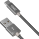 YENKEE YCU 301 GY kabel USB A 2.0 / C 1m