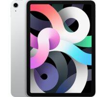 """Apple iPad Air 2020 (4. gen.), 10,9"""", 64GB, Wi-Fi, Silver O2 TV Sport Pack na 3 měsíce (max. 1x na objednávku) + Elektronické předplatné Blesku, Computeru, Reflexu a Sportu na půl roku v hodnotě 4306 Kč"""