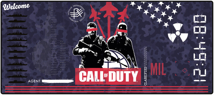 Call of Duty: Black Ops Cold War - Propaganda, modrá