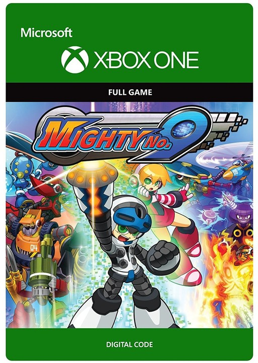 Mighty No. 9 (Xbox ONE) - elektronicky