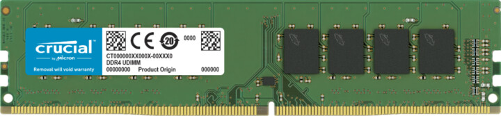 Crucial 16GB DDR4 2666 CL19