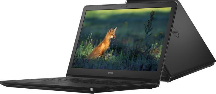 Dell Inspiron 15 (5558), černá matná