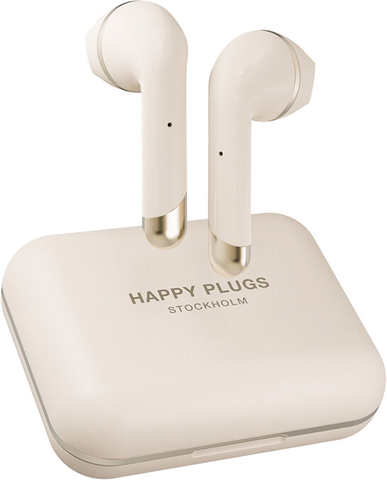 Happy Plugs Air 1 Plus, zlatá