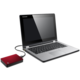Seagate Backup Plus Portable 4TB, červená