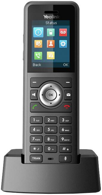 """YEALINK W59R, IP DECT, odolná ručka, 1.8""""LCD, IP67"""