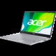 Acer Swift 3 (SF314-59-76PT), stříbrná Garance bleskového servisu s Acerem + Servisní pohotovost – vylepšený servis PC a NTB ZDARMA + O2 TV Sport Pack na 3 měsíce (max. 1x na objednávku)