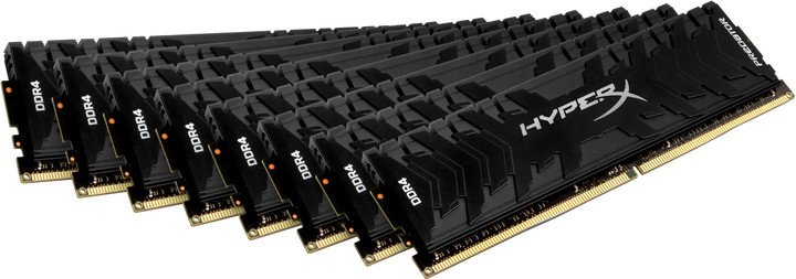 HyperX Predator 128GB (8x16GB) DDR4 3000