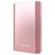 ADATA A10050 Power Bank 10050mAh, růžové zlato