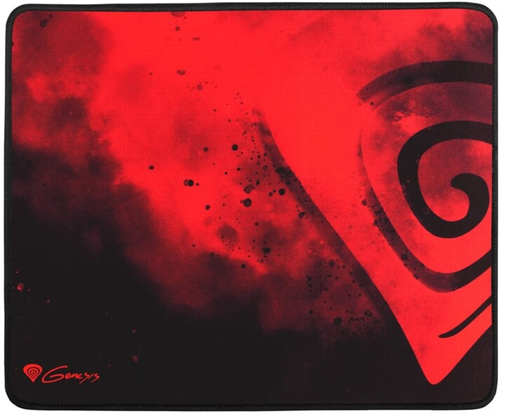 Genesis Carbon 500 Haze, M, červená