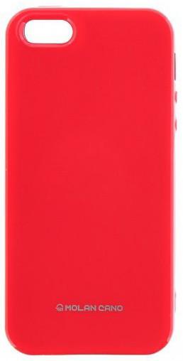Molan Cano Jelly TPU Pouzdro pro Honor 9 Lite, růžová