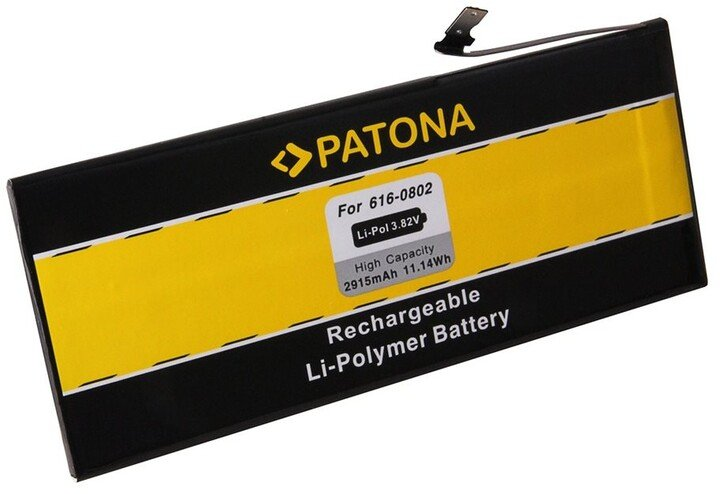 Patona baterie pro Apple Iphone 6 1810 mAh 3.82V Li-Pol