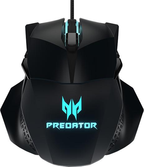 Acer Predator Cestus 500, černá