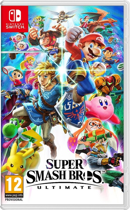 Super Smash Bros: Ultimate (SWITCH)