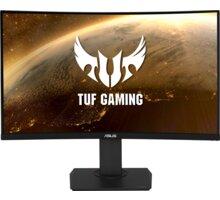 "ASUS TUF Gaming VG32VQ - LED monitor 32""  + Podložka pod myš ASUS ROG Strix Edge v hodnotě 749 Kč"