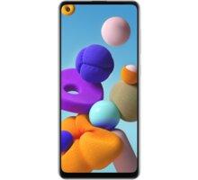 Samsung Galaxy A21s, 4GB/64GB, White - SM-A217FZWOEUE