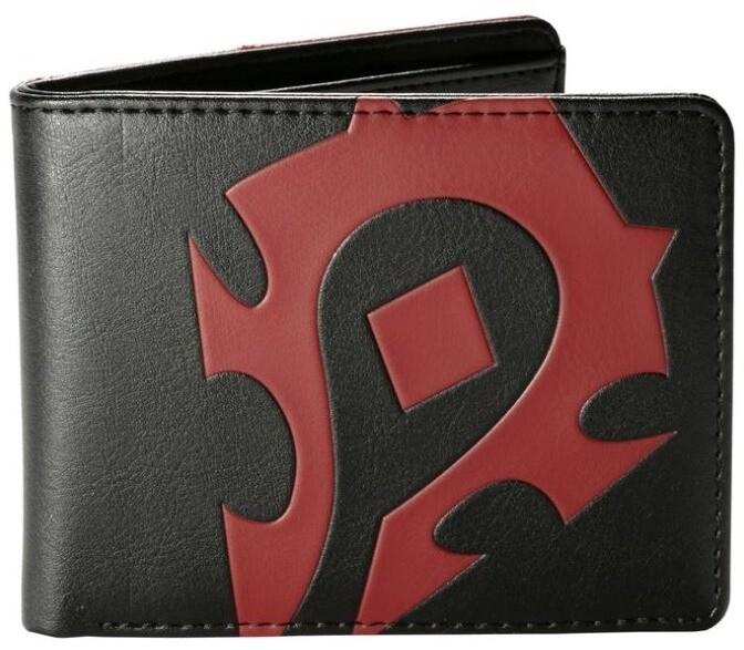 Peněženka World Of Warcraft: Horde Loot, na karty