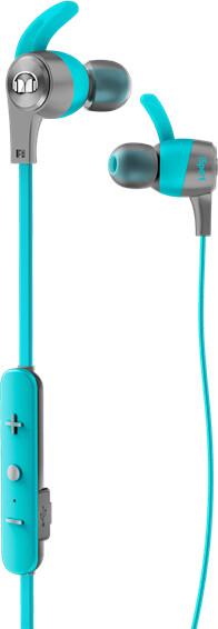 Monster iSport Achieve In Ear Wireless, modrá