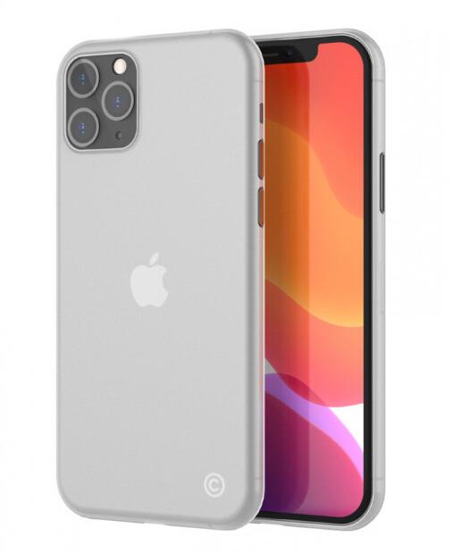 LAB.C 0.4 Case iPhone 11 Pro Max, průhledná