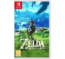 The Legend of Zelda: Breath of the Wild (SWITCH) - 045496420055