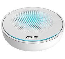 ASUS Lyra (MAP-AC2200), AC2200, kompletní domácí Wi-Fi Mesh System Tri-band, 1ks - 90IG04C0-BO0B20