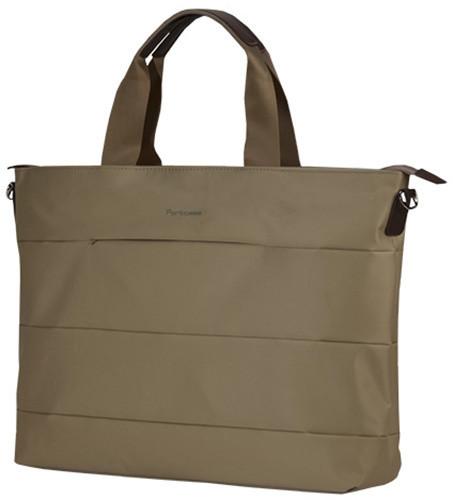 PORTCASE taška na notebook KCB-70 - dámská, písčitá