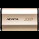 ADATA SE730H - 256GB, zlatá