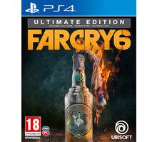 Far Cry 6 - Ultimate Edition (PS4)  + 100Kč slevový kód na LEGO (kombinovatelný, max. 1ks/objednávku)