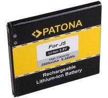 Patona baterie pro mobil Samsung Galaxy J5 2600mAh 3,8V Li-Pol - PT3158
