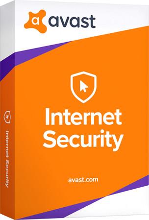 Avast! Internet Security - 1 licence (12 měs.)