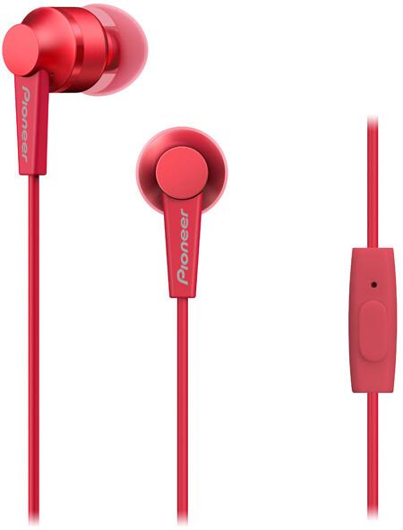 Pioneer SE-C3T, červená