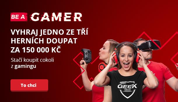 Vyhraj jedno ze tří herních doupat za 150 000 Kč