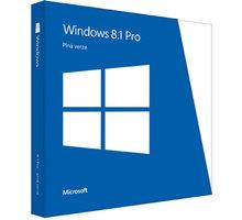 Microsoft Windows 8.1 Pro CZ 64bit OEM - Legalizační sada
