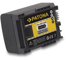 Patona baterie pro Canon, BP-808 890mAh - PT1083