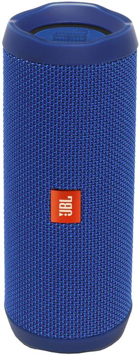 JBL Flip4, modrá