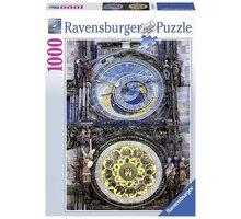 Puzzle - Praha Orloj, 1000 dílků - 4005556197392