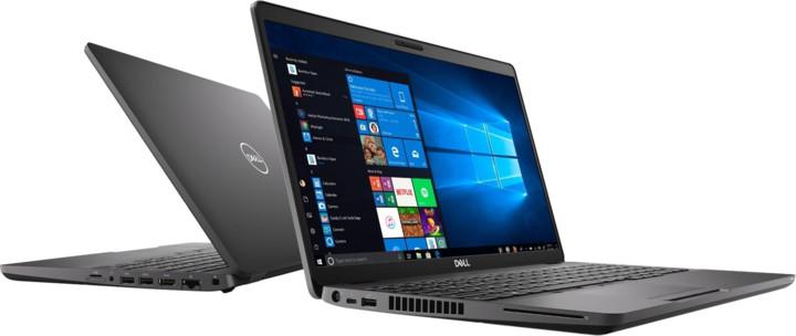Dell Latitude 15 (5501), černá