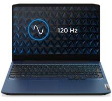 Lenovo IdeaPad Gaming 3-15IMH05, modrá - 81Y4010XCK
