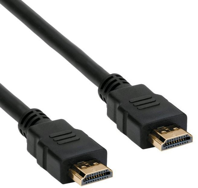 C-TECH kabel HDMI 1.4, M/M, 0,5m