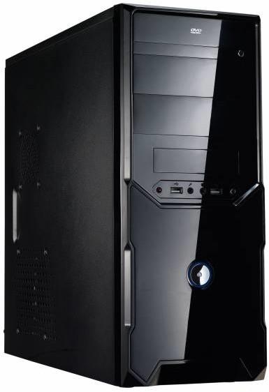 Eurocase X316, černá