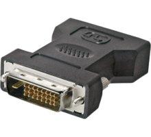 PremiumCord adapter DVI-D (24+1) male <=> DVI-I (24+5) female - kpdva-4