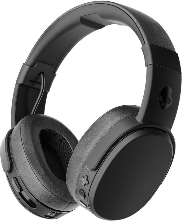 Skullcandy Crusher Wireless, černá