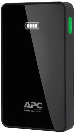 APC Mobile Power Bank, 10000mAh, černá