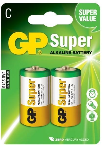 GP, alkalická, C 2ks