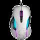 ROCCAT Kone AIMO, bílá  + Podložka pod myš CZC G-Vision Dark, L (v ceně 250 Kč)