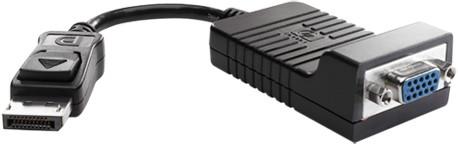 HP redukce DisplayPort na VGA