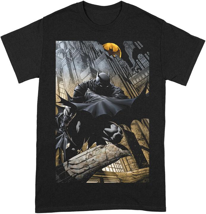 Tričko Batman - Night Gotham City (L)